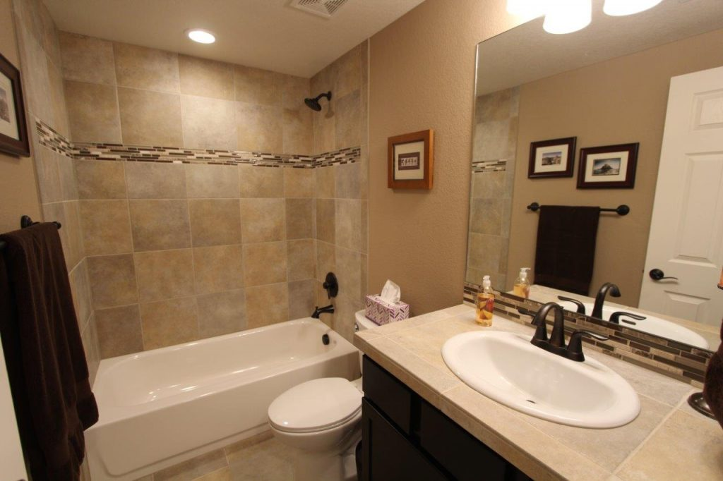 Four Piece Bathroom