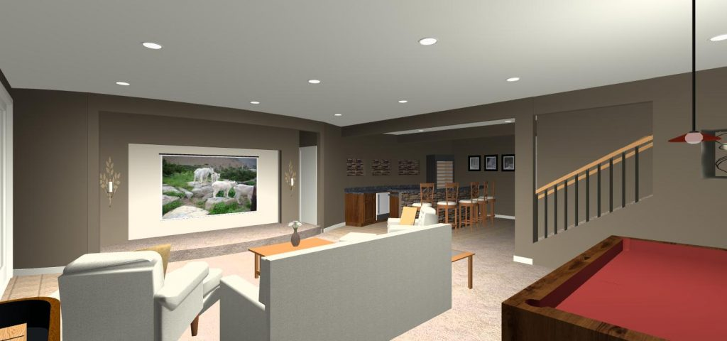 Design Rendering - 3D View