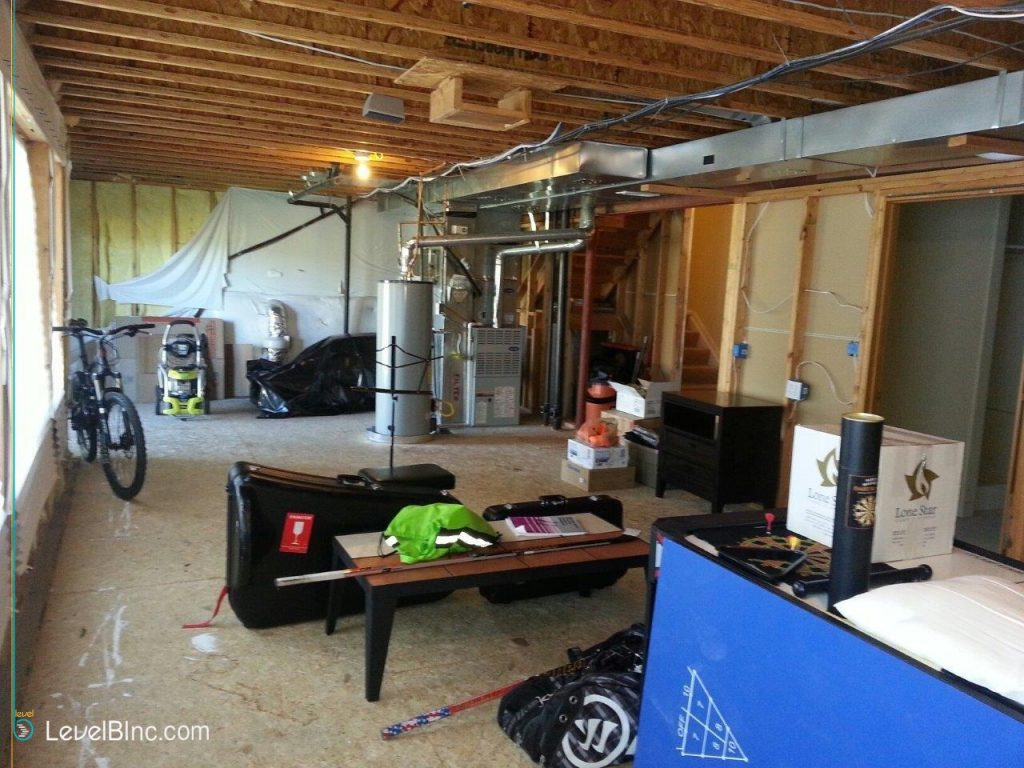 If your basement looks like this, give us a call for a free design and estimate.