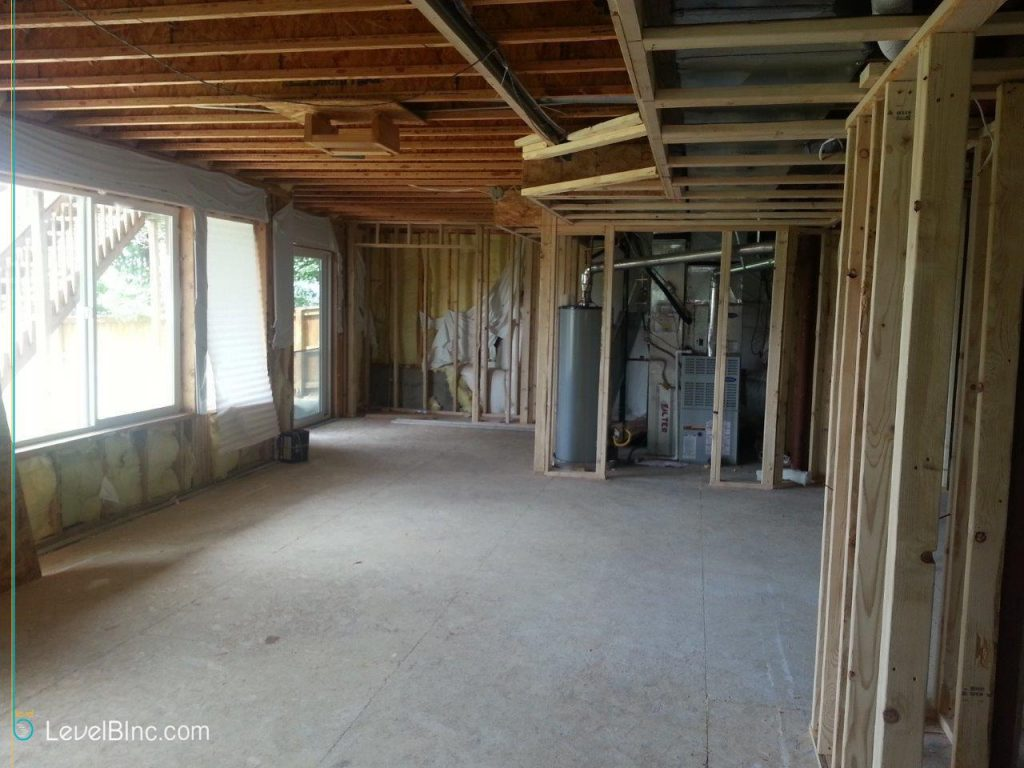It's amazing what a finished walk-out basement can do for a home.