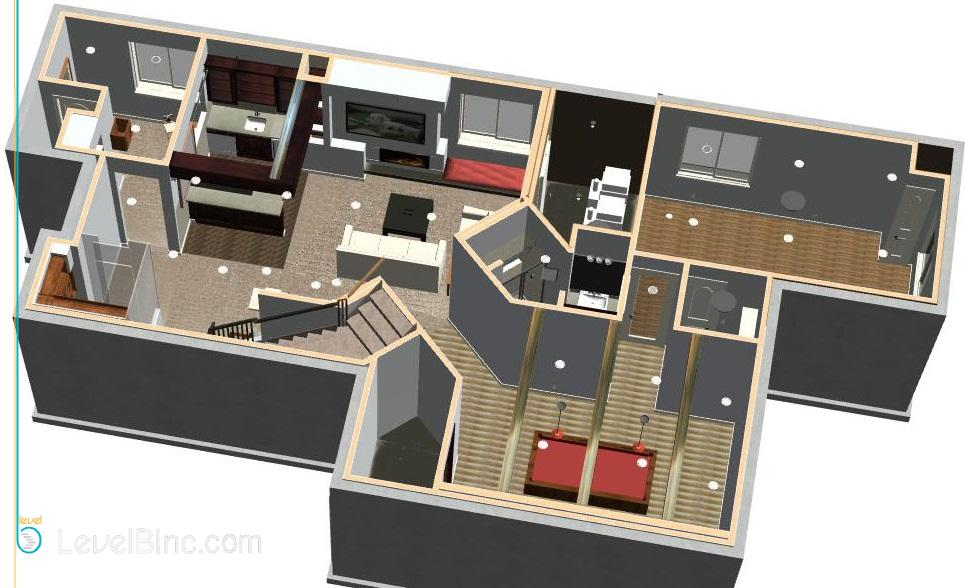 Doll House Rendering